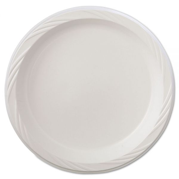 """Chinet Lightweight 9"""" Plastic Plates"""