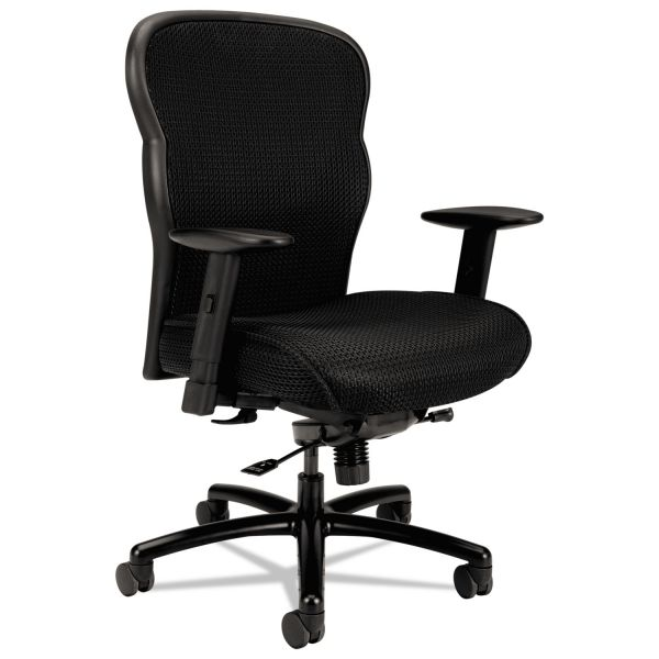 basyx by HON HVL705 Big & Tall Mesh Executive Office Chair