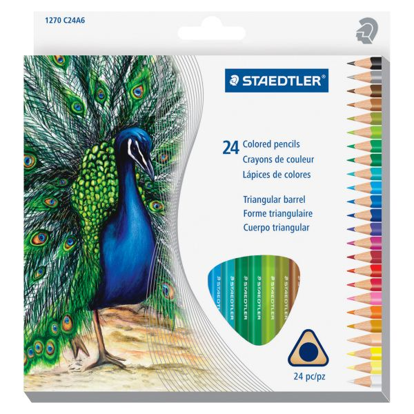 Staedtler Tradition Colored Pencil Set