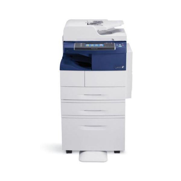 Xerox WorkCentre 4265/XFM Laser Multifunction Printer - Monochrome - Plain Paper Print - Desktop