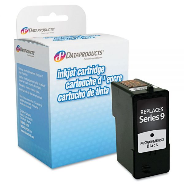 Dataproducts Remanufactured Dell Series 9 Black Ink Cartridge