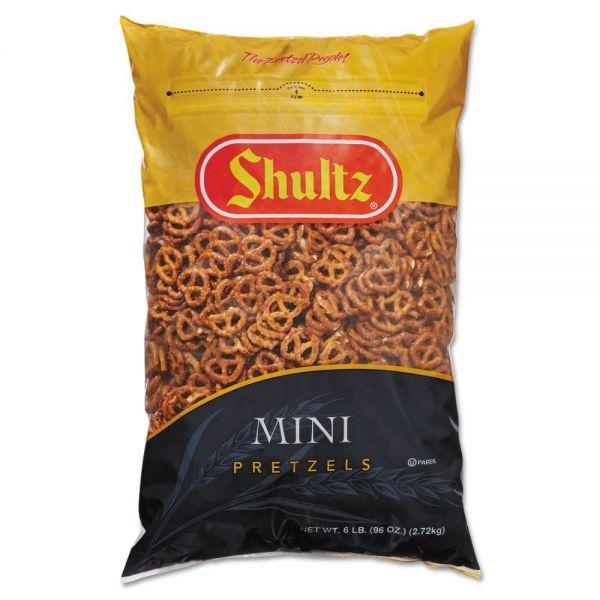 Shultz Mini Pretzels