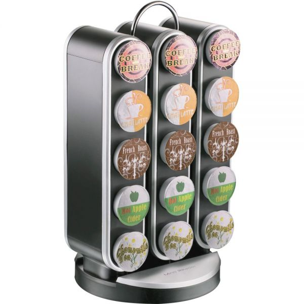 Mind Reader Vortex Coffee K-Cup Carousel