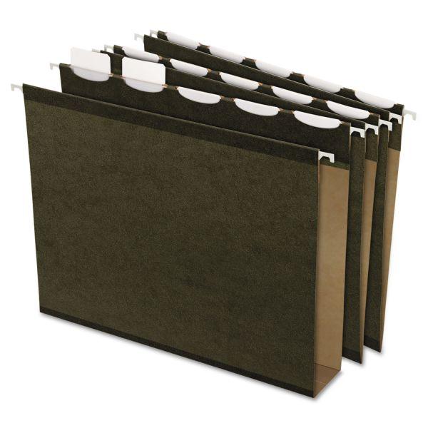Pendaflex Ready-Tab Hanging Box Bottom File Folders