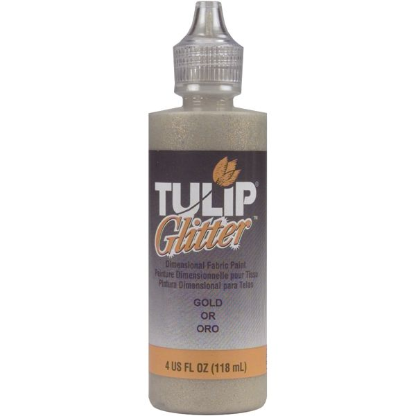 Tulip Glitter Dimensional Fabric Paint