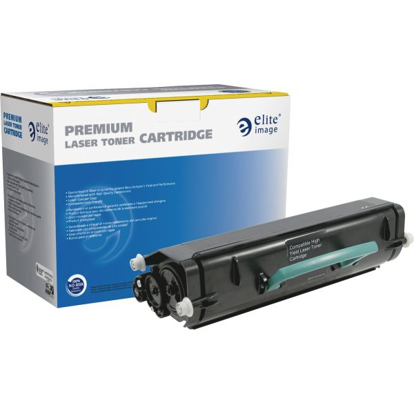 Elite Image Remanufactured Lexmark X264H21A Toner Cartridge