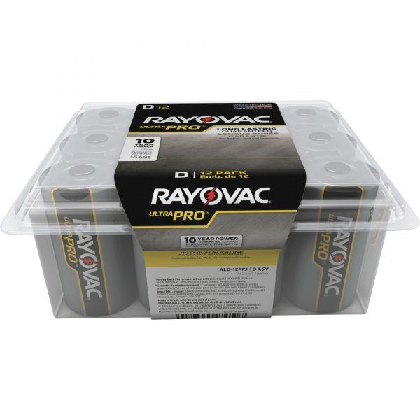 Rayovac Ultra Pro D Batteries