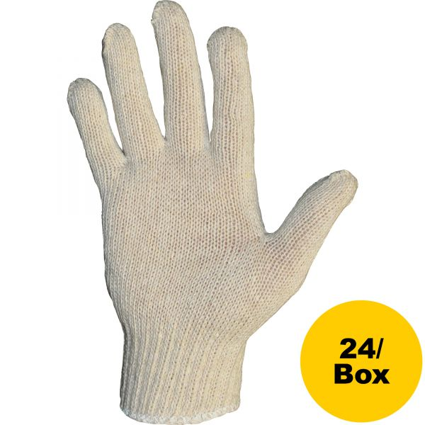 "Impact Heavy Terrycloth Oven Mitt, 17"", Natural Color, One Size Fits All"