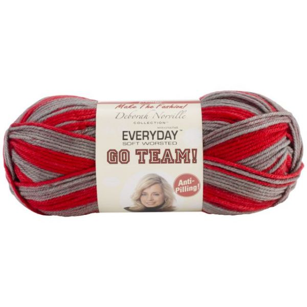 Deborah Norville Everyday Go Team! Yarn - Defense