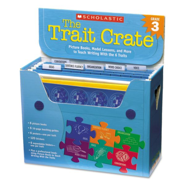 The Trait Crate - Grade 3