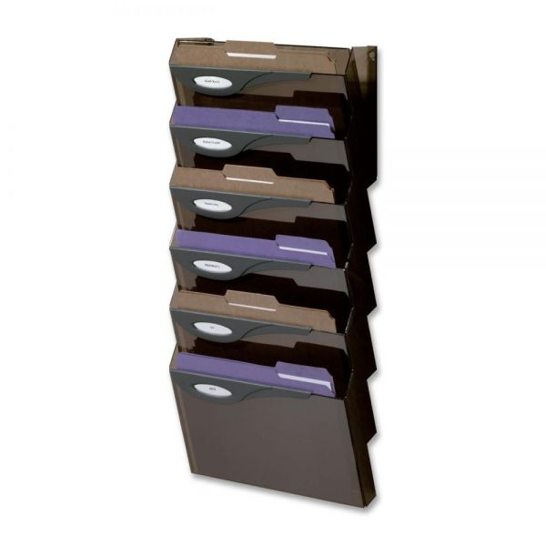 Rubbermaid Classic Hanging Wall File Pockets