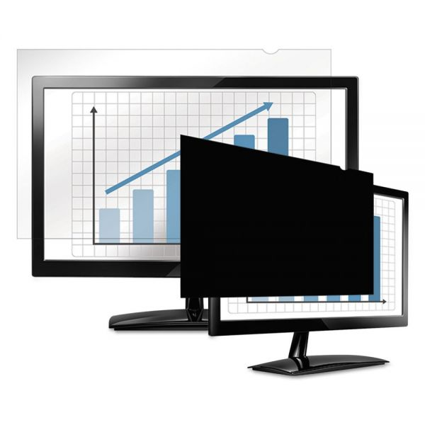 "Fellowes PrivaScreen Blackout Privacy Filter for 27"" Widescreen LCD, 16:9 Aspect Ratio"