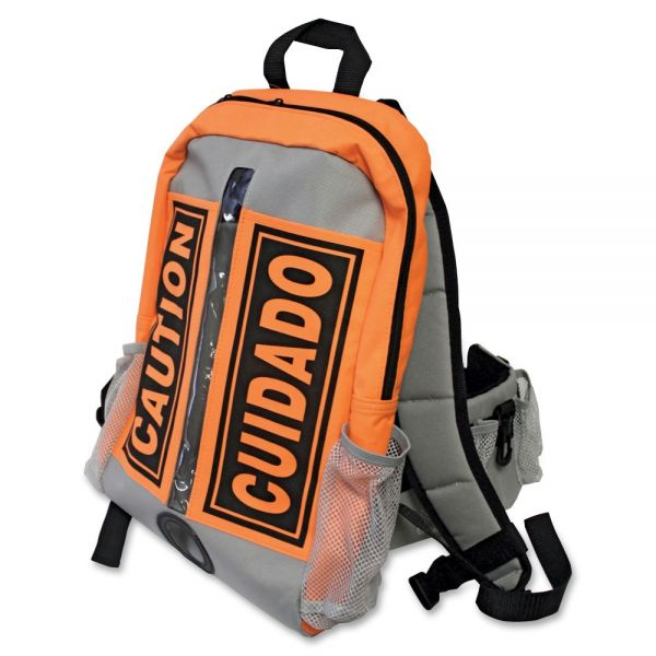 Impact Products Microfiber Backpack System