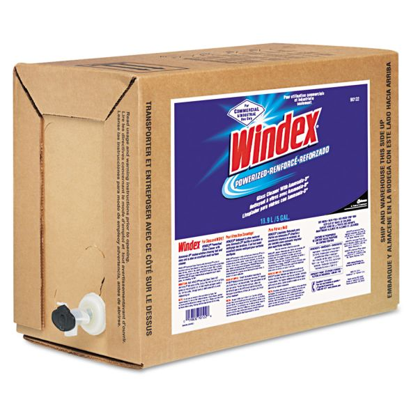 Windex Bag-In-A-Box