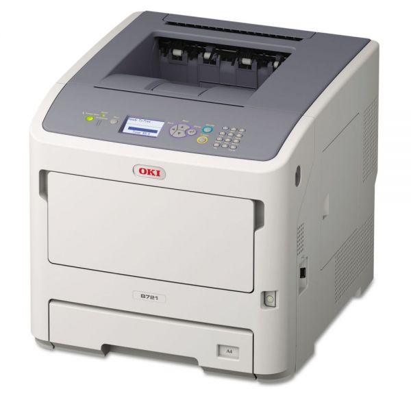 Oki B721dn Monochrome Laser Printer