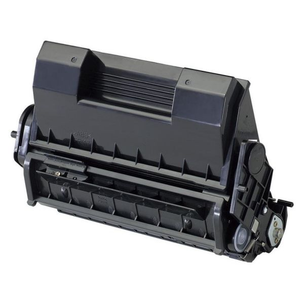 Oki 52114501 Toner, 10000 Page-Yield, Black
