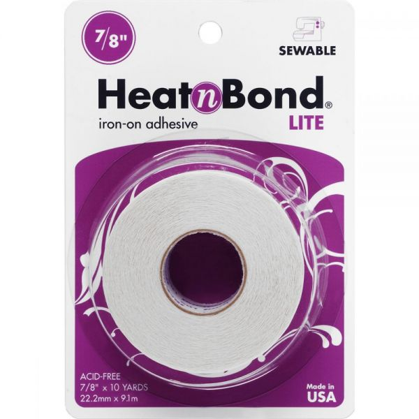 Heat'n Bond Lite Iron-On Adhesive