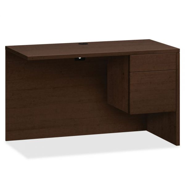"HON 10500 Series Return | 1 Box / 1 File Drawer | 48""W"