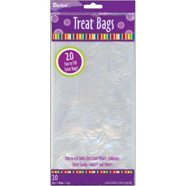 "Treat Bags 5""X11"" 20/Pkg"