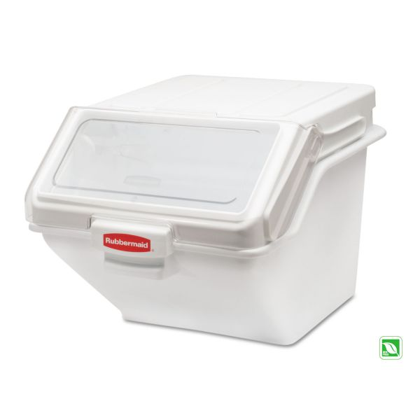 Rubbermaid Commercial PROSAVE Shelf Ingredient Bin