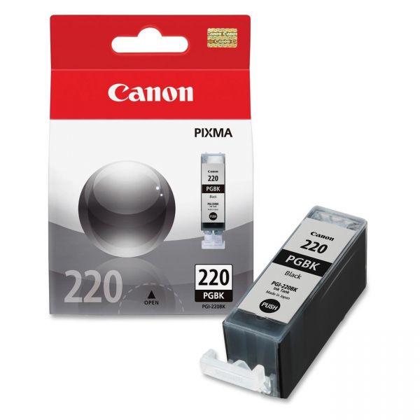 Canon PGI-220BK Black Ink Cartridge (2945B001)