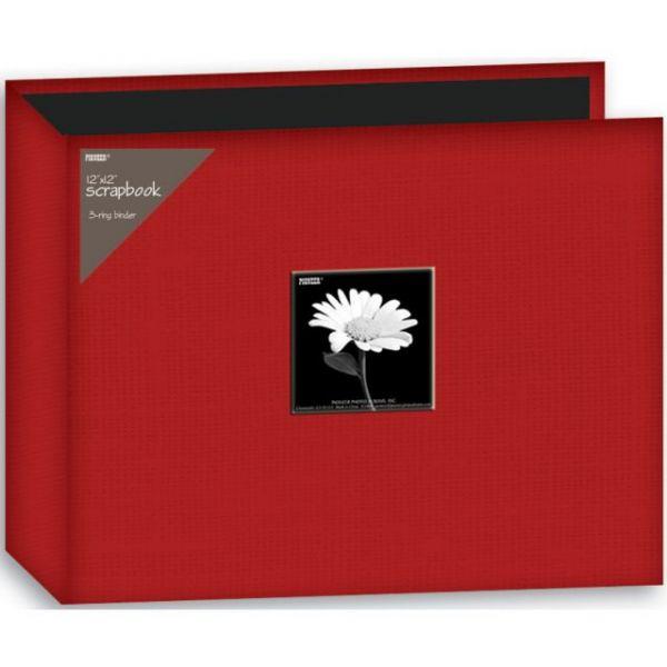 """Fabric 3-Ring Binder Album 12""""X12"""""""