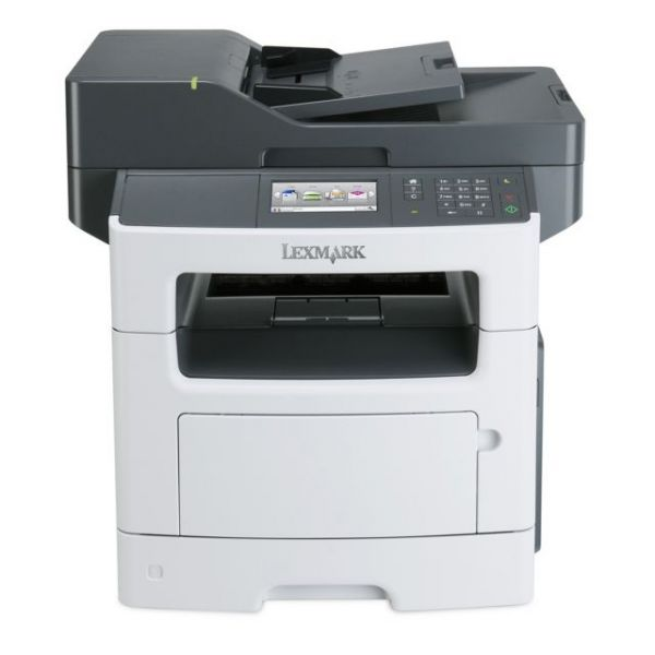 Lexmark MX511DE Monochrome Laser Multifunction Printer