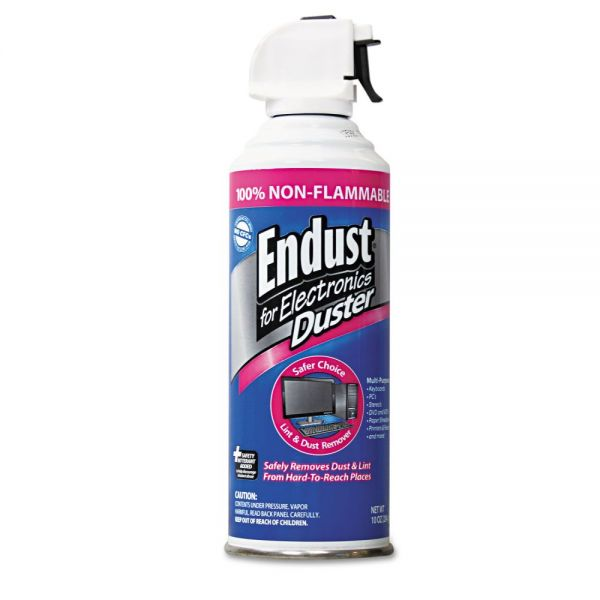 Endust for Electronics Canned Air Duster