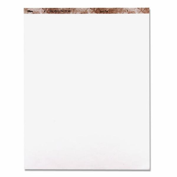 TOPS Second Nature Recycled Easel Pads