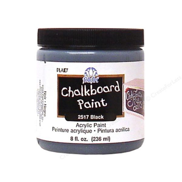 Folk Art Chalkboard Paint