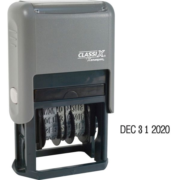 Xstamper Economy Self-Inking 4-Year Dater