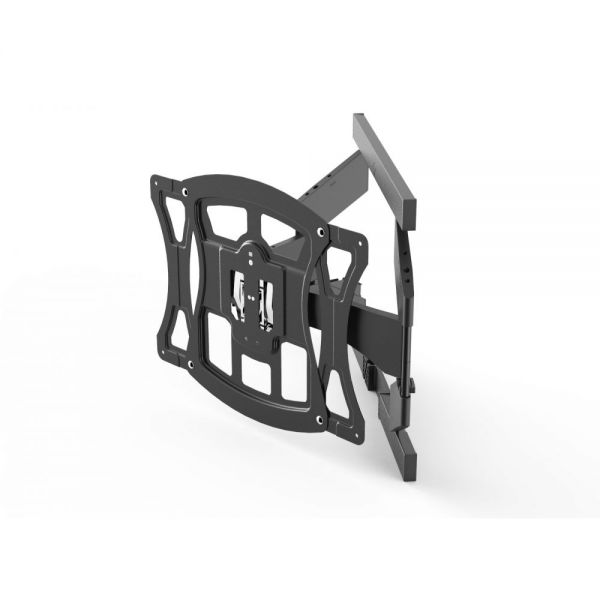 Suncraft Solutions Ultra Slim Full Motion TV Mount Optimized for Samsung Curved TVs