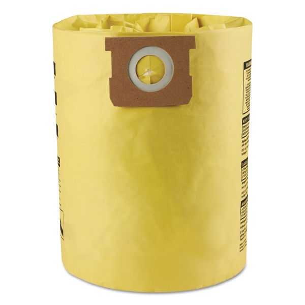 Shop-Vac High Efficiency Collection Filter Bags