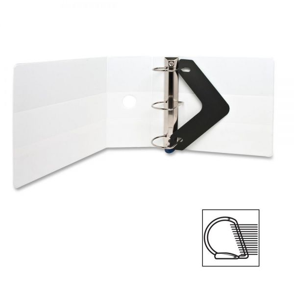 "Sparco Locking 5"" 3-Ring Binder"
