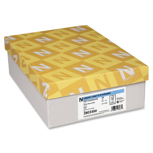 Neenah Paper Classic Crest #10 Envelopes
