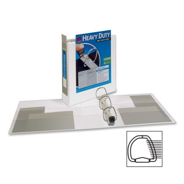 """Avery Heavy-Duty Reference 2"""" 3-Ring View Binder"""