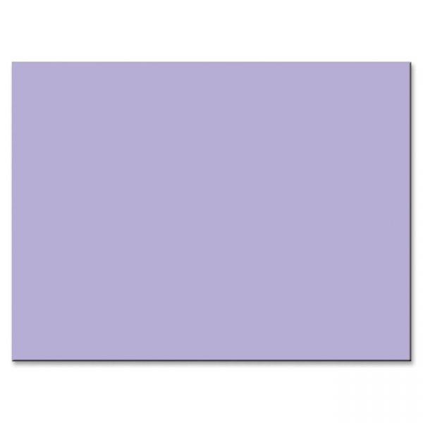 Tru-Ray Sulphite Purple Construction Paper