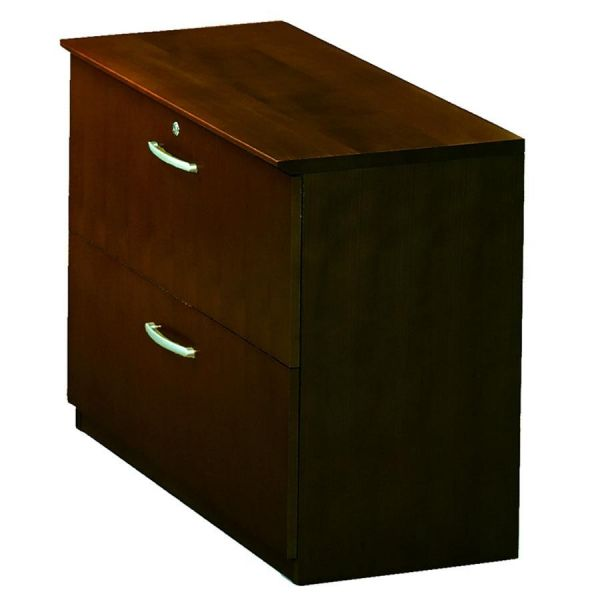 Tiffany Industries Napoli Two-Drawer Lateral File