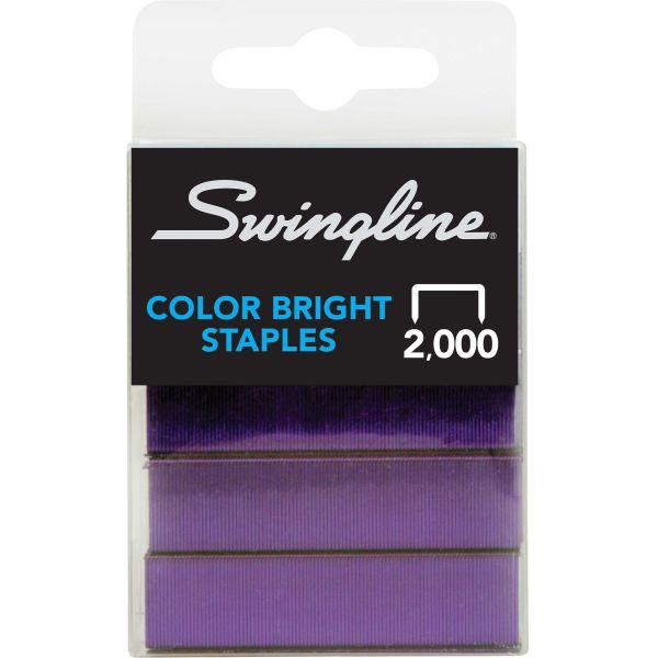 Swingline Color Bright Staples