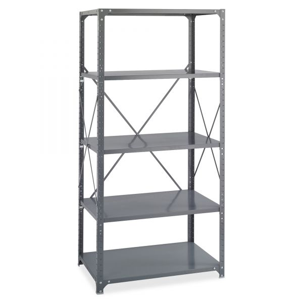 Safco Commercial Steel Shelving Unit