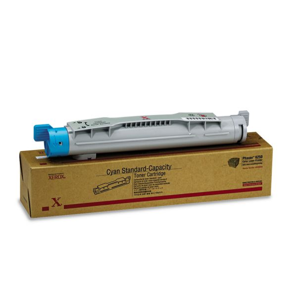Xerox 106R00668 Cyan Toner Cartridge