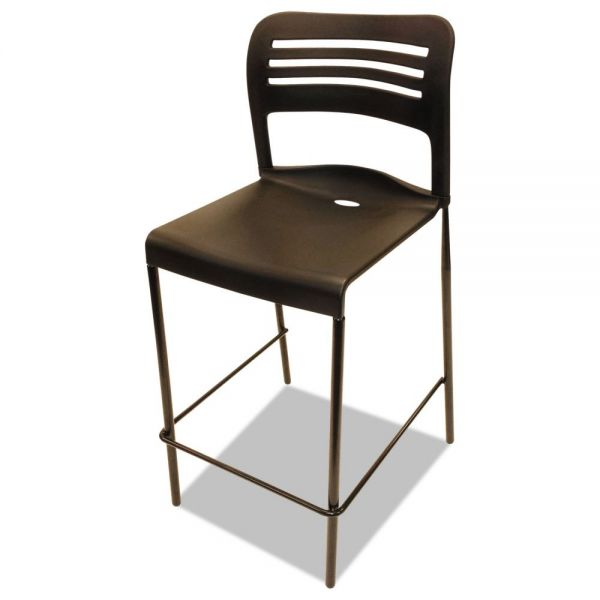 Alera Plus Counter Height Stacking Stools