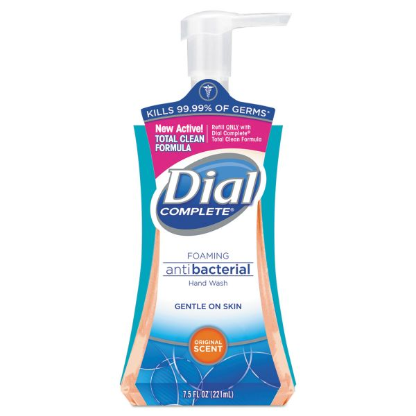 Dial Foaming Anti-Bacterial Hand Soap