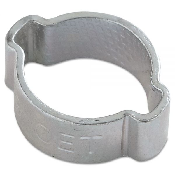 "Oetiker Two-Ear Crimp Clamp, 1/2"" Diameter"