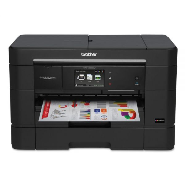 Brother Business Smart Plus MFC-J5920DW Wireless MFP with INKvestment Cartridges