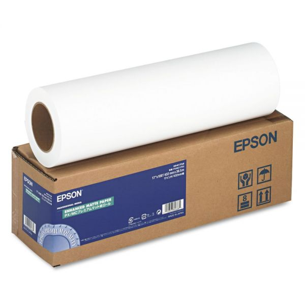 Epson Enhanced Wide Format Matte Paper