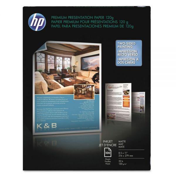 HP Premium Inkjet Matte Presentation Paper
