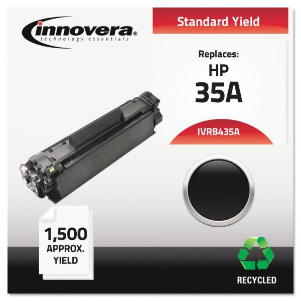 Innovera Remanufactured HP 35A Toner Cartridge