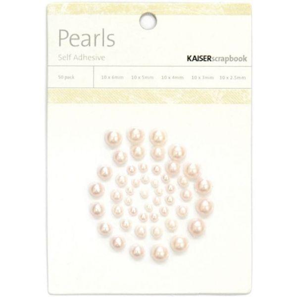 Self-Adhesive Pearls