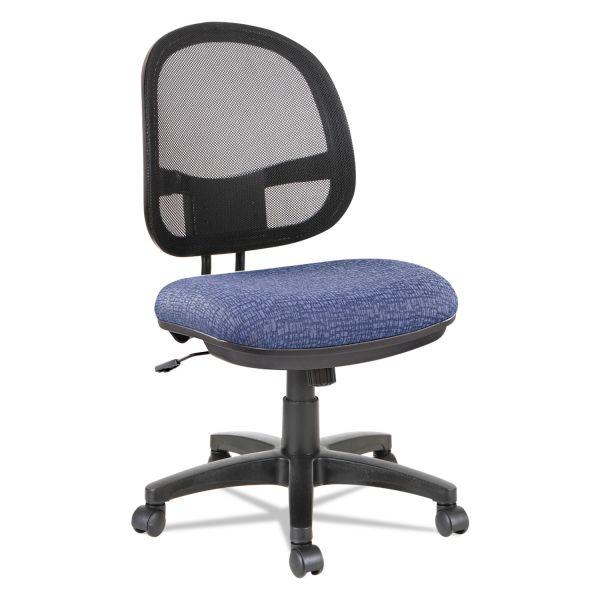 Alera Interval Series Swivel/Tilt Mesh Chair
